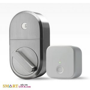 Khoa cua thong Minh August Smart Lock + Connect