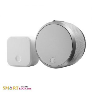 Khoa cua thong minh August Smart Lock Pro + Connect
